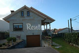 House with 3 bedrooms 10 km from the beach Pontevedra