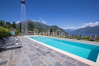 Apartamento para 1-6 pessoas em Lombardia Como