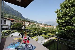 Apartamento para alugar em Lombardia Como