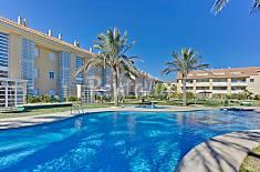 Apartamento en alquiler con piscina Alicante