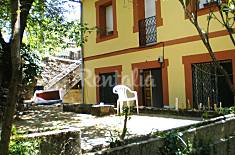 Casa con encanto con jardín privado Ávila