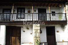 Maison pour 6 personnes à 10 km de la plage Asturies