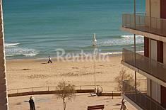Apartamento de playa centro en paseo marítimo  Alicante