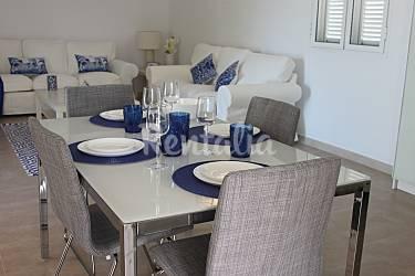 Close Dining-room Tenerife Adeje villa