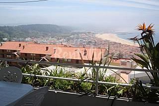 Apartamento para 6-7 pessoas a 600 m da praia Leiria