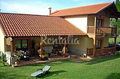 Villa de 4 chambres à 2 km de la plage Asturies