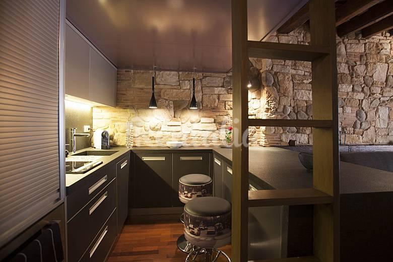 Apartamento de 2 habitaciones en Barcelona centro Barcelona