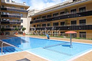 Apartment for 0-1 people only 50 meters from the beach Pontevedra