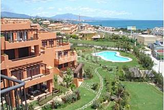 Luxury Duplex 6 people 200 meters from the beach Málaga