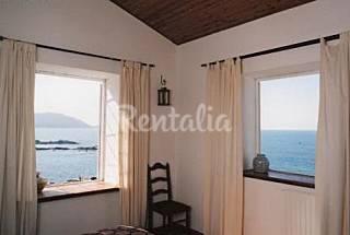 4 casas independientes en primera linea de mar Pontevedra