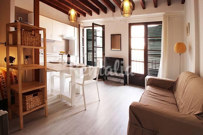 Apartamento en alquiler en palma centro son serra perera palma de mallorca mallorca sierra - Apartamentos alquiler palma de mallorca ...