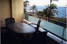 Apartamento de 2 habitaciones en 1a línea de playa Almería