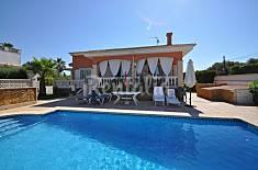 Villa for rent in Badia Gran Majorca