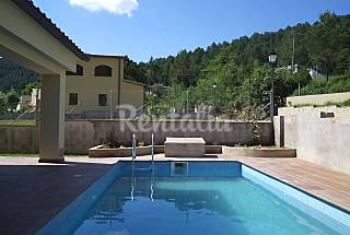 Villa rural para 12-15 persones con piscina privada Girona/Gerona