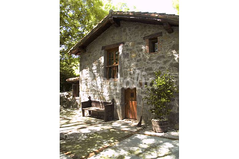 Casa Para 4 Personas Con Jard N Privado Monte Riotuerto