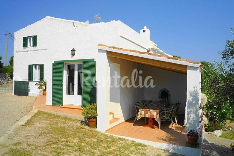 Casa en alquiler en menorca san jaime mediterraneo alaior menorca - Apartamentos pueblo menorquin ...