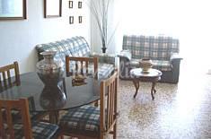 Apartamento para 7 pessoas a 200 m da praia Huelva