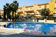 4 Apartment for 8/9 people only 100 meters from the beach Murcia
