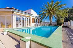 Villa for 8 people in Badia Gran Majorca
