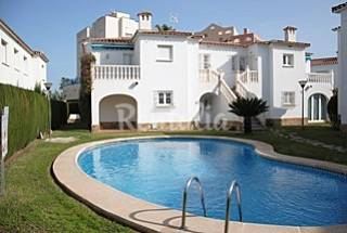 Oliva Nova Golf, Apart 2 Hab 50 mts de la playa. Valencia