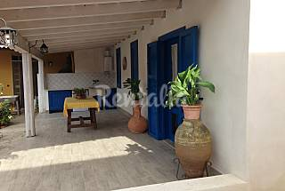 House with 2 bedrooms 3 km from the beach Trapani