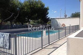 Apartment for 4 people only 150 meters from the beach Valencia