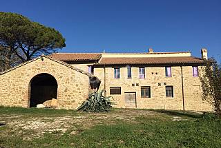 House for 4-5 people in Umbria Perugia
