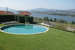 House for 6 people with swimming pool Viana do Castelo