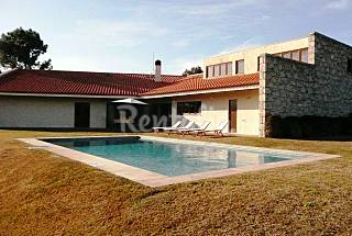 House for 10-12 people with swimming pool Viana do Castelo