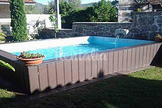 House for rent with swimming pool Braga