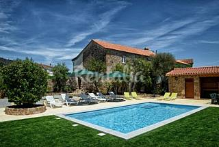 House for 29 people with swimming pool Braga