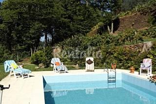 Casa para 8 pessoas com piscina Aveiro