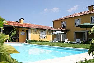 House for 10 people with swimming pool Viana do Castelo