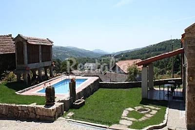 Casa para 10-12 pessoas com piscina Vila Real