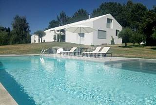 House for 8 people with swimming pool Braga