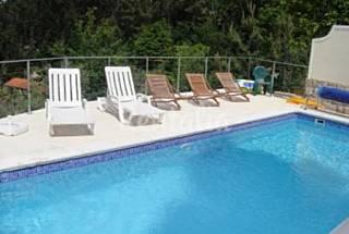 Casa para 9 pessoas com piscina Porto