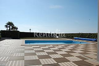 Casa para 8 pessoas com piscina Leiria