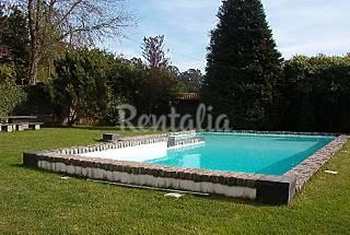 Casa para alugar com piscina Porto