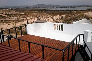 House for 8-9 people in Quelfes Algarve-Faro