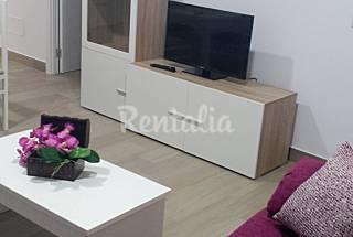 Apartamento de 2 habitaciones a 200 m de la playa Almería