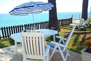 PARADIS CHALET en primerisima linea de mar y playa Castellón