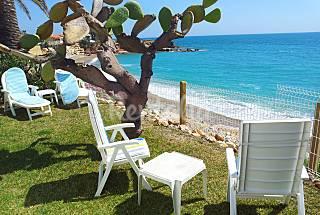 PARADIS VILLA en primerisima linea de mar y playa Castellón