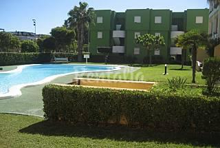 Apartamento de 1 habitaciones a 80 m de la playa Valencia