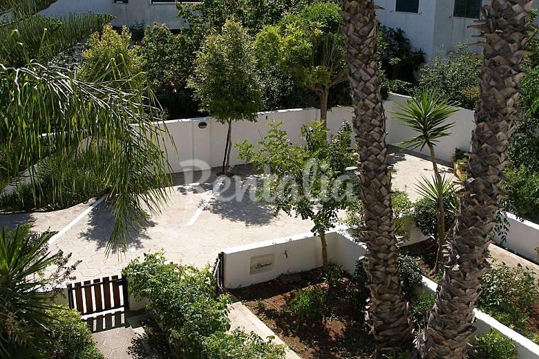 Apartment Garden Lecce Gallipoli Apartment