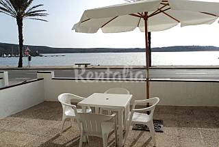 Apartamento de 2 habitaciones frente al mar Menorca