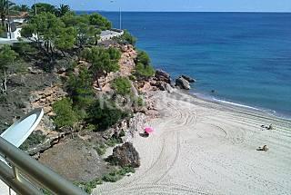 Los Delfines- Apto. En primera linea de mar Tarragona