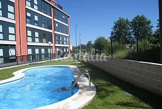 Apartamento de 2 habitaciones en Ares A Coruña/La Coruña