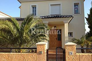 House with private pool and garden Murcia