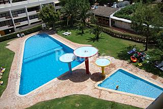 Apartment for 4-6 people only 100 meters from the beach Algarve-Faro