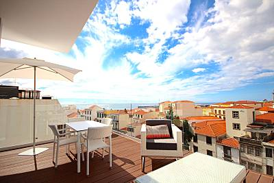 Apartamento Penthouse Grape, Funchal, Madeira Ilha da Madeira